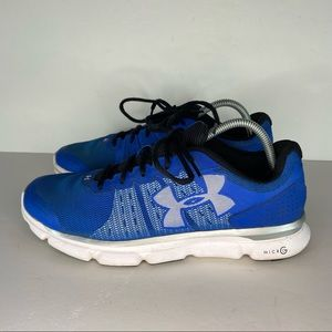 Under armour micro g speed swift sneakers
